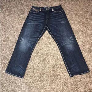 Coogi Jeans Australia Loose Embroidered Rare